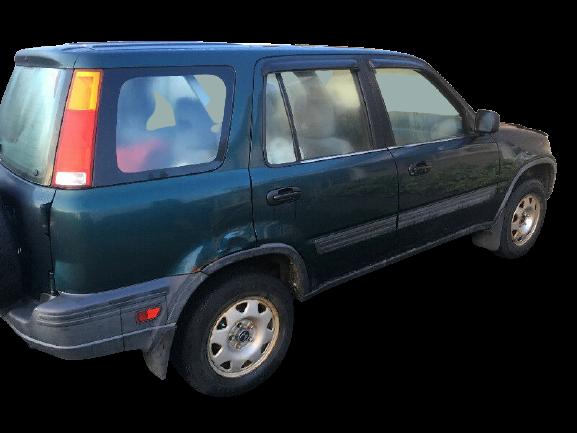 CR-V IV SUV